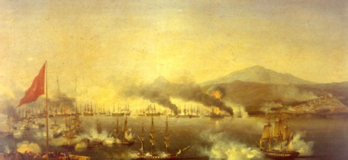 The Battle of Navarino