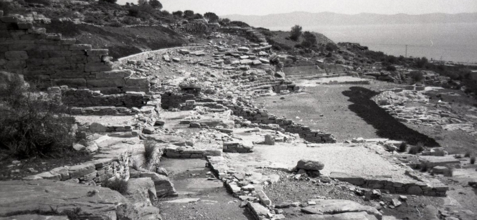 """82-02-036 Thorikos, views of Mussche's and Fracine's """"mineral washeries"""""""